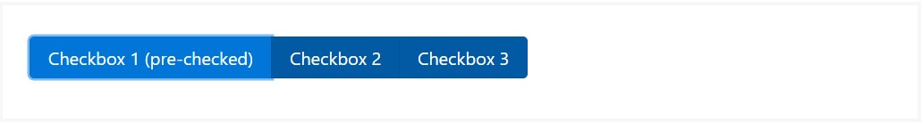 The ways to  work with the Bootstrap checkbox