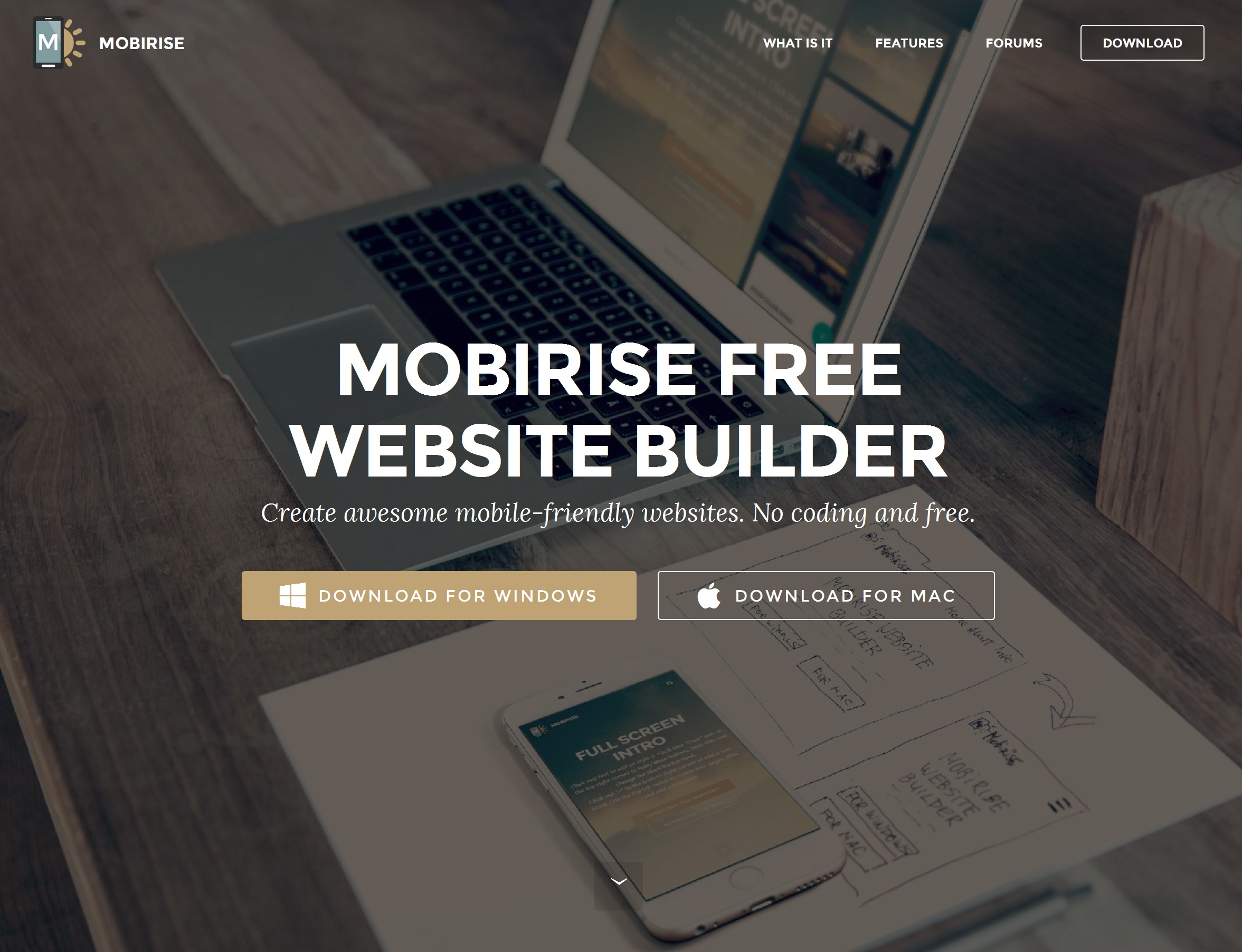 Simple Website Builder Mac Free