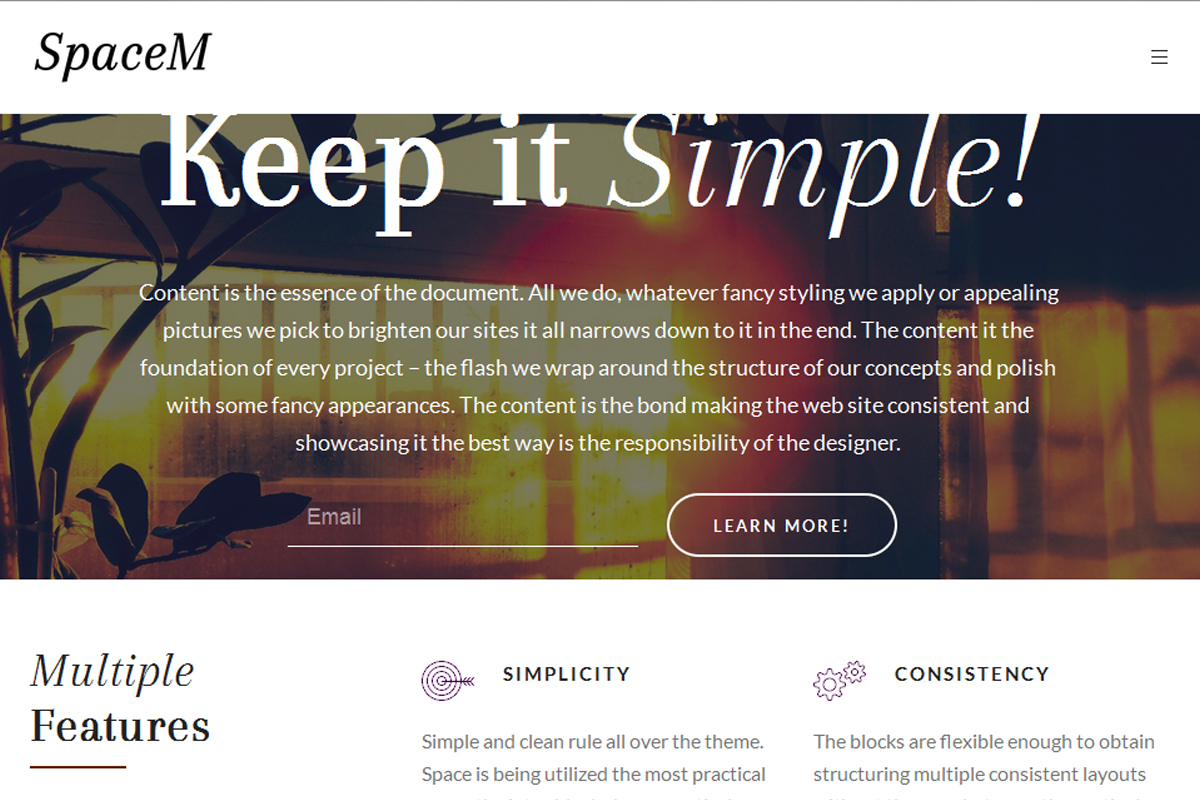 Free Mobile Bootstrap Themes