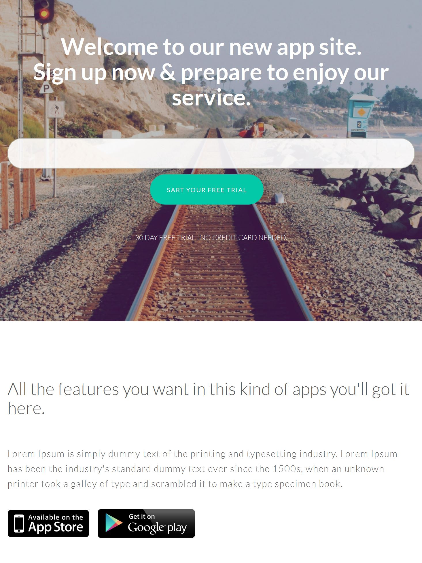 Bootstrap Wizard Template
