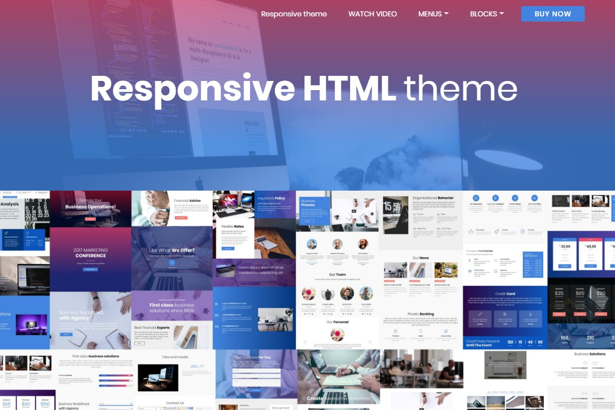 Coming Soon Responsive Templates