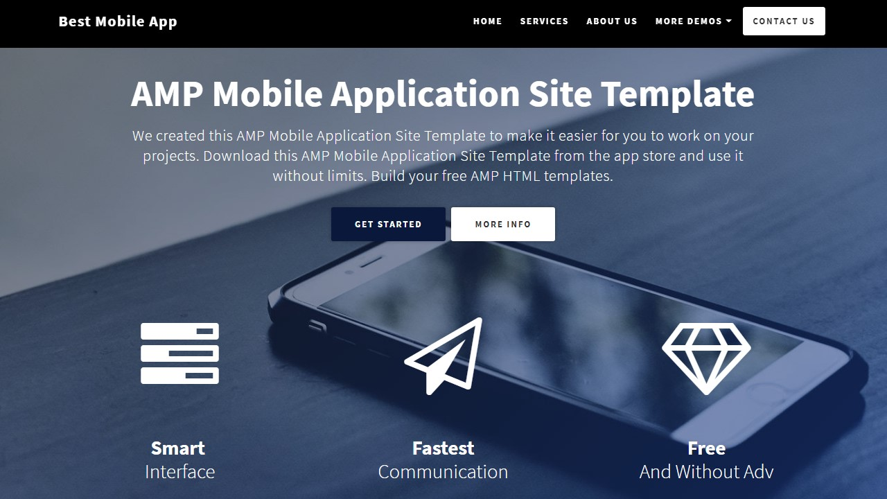 Free HTML Website Templates