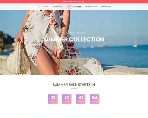 Web Design HTML Templates