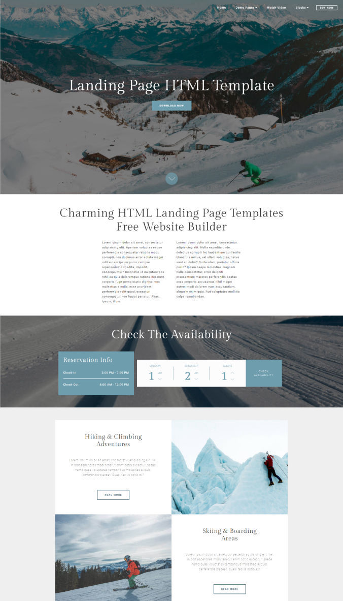 Portfolio Graphic Templates