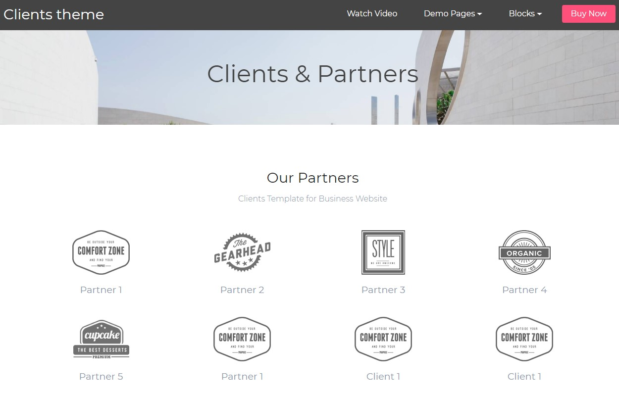 Creative Clients and Partners