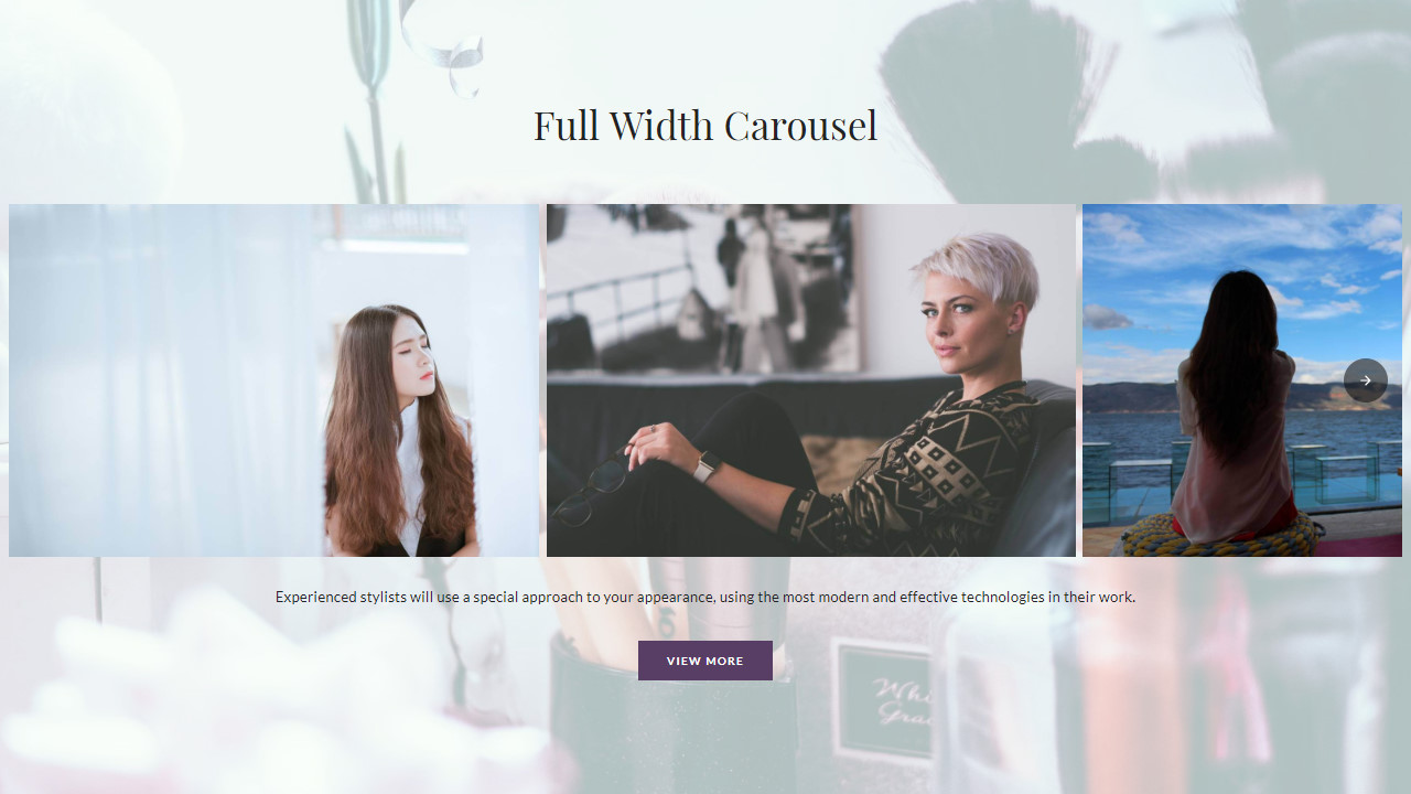 AMP Gallery CSS Template
